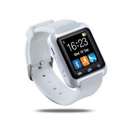 Premium Gift fashionable U8 Wireless Bluetooth Smart Watch with Camera SIM Card TF Card Slot Smartwatch Iwatch for Apple Iphone IOS Android