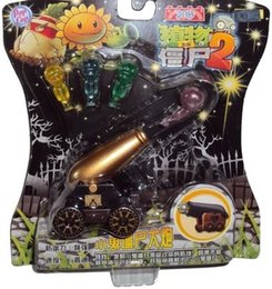Plants Vs Zombies 2 Imp Zombie Cannon ABS Shooting Toy