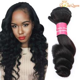 Wholesale Uprocessed Brazilian Hair Bundles Loose Wave Wet and Wavy Loose Wave Virgin Brazilian Loose Wave Virgin Hair
