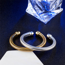 High Quality Silver Fashion Fine Jewelry 925 Silver Bangle For Women Charm Men Bracelet