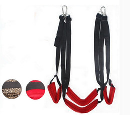 Adult Game Sex Swing Chairs for Couples Leather Sling Sex Toys fetish bondage love swing tripod sex furniture