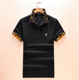 2018 new fashion hot brand clothing men's printing cotton shirt T-shirt men's and women's T-shirt classic men's casual business T-shirt E11