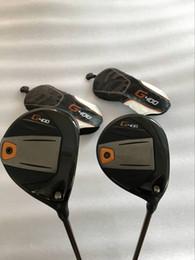 2018 Golf clubs G400 Fairwa Woods 3# 5# Regular flex 2PCS G400 Golf Woods Right hand
