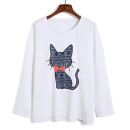 Europe and the United States women's T-shirt cotton long sleeve shirt Turtleneck T-shirt loose large size student wear sweater