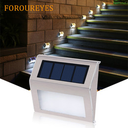 X2 Solar Power LEDs Outdoor waterproof Garden Pathway Stairs Lamp Light Energy Saving LED Solar wall Lamp Warm White Cold white