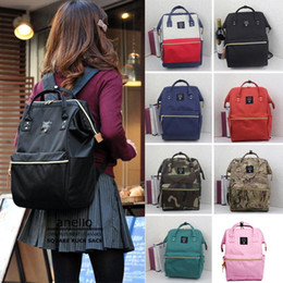Fashion Japanese style Women Backpack Large Capacity Travel Bag Backpacks Man Bags Leisure Canvas Cloth Double Zipper Backpacks