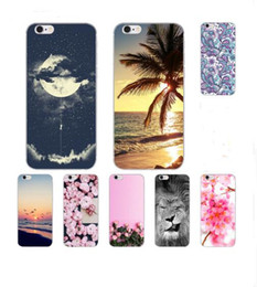 free shipping OR iPhone 5 5S SE 6 6S 7 8 Plus X Case Cover Soft TPU FOR Funda iPhone 6S Case FOR Coque iPhone 5S high quality 2018 new hot