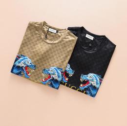 2018 new spring fashion brand LOGO print O collar Slim long-sleeved T-shirt men's trend casual men's T-shirt 100% cotton T-shirt M-5XLE2