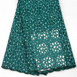African lace, Swiss evening dress, hand-made beaded lace, new lace lace in 2018, wedding evening dress sy1056