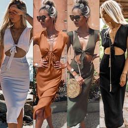 popular new style fashion bandage, strap, short sleeved dress, ladies' dress