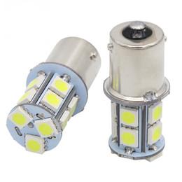 car led P21w s25 ba15s 1156 1157 bay15d p21 5w 13smd turn signals light bulb Car Lamp Brake Tail Parking Light red white 12v car styling
