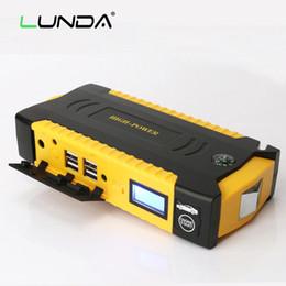 LUNDA 12V Car Jump Starter Great discharge rate diesel power bank for car motor vehicle booster start jumper battery