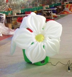 1m Wedding Flower Inflatable Flower for Wedding and Event Decoration