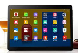 10 Inch Tablet PC Eight Nuclei IPS Screen Dual SIM 4GB Running 32GB Hard Disk Metal Case