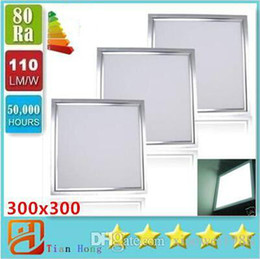 LED Panel Lights 300mmx300mm 12W 16W 20W LED Recessed Ceiling Panel Down Light Led Light
