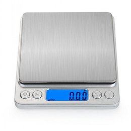 2018 Hot Sale Digital kitchen Scales Portable Electronic Scales Pocket LCD Precision Jewelry Scale Weight Balance Cuisine kitchen Tools