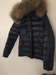 M95 ARMOISE parkas for women winter jacket Winter Coat Ladies anorak women coats with real raccoon fur jackets