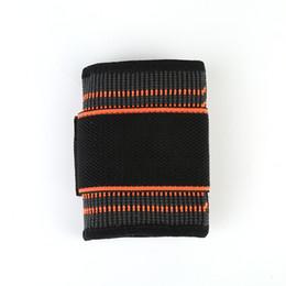 Professional wristband safety adjustable wrist bracket gym badminton tennis wristband bandage wristband