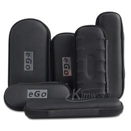 New Ego Zipper Case Metal Electronic Cigarette Zipper Metal E Cig Cases For Ego Evod CE4 CE5 MT3 Protank Starter Kit Top Quality