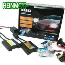 HID Xenon Kit Headlamps H7 H3 H1 H8 H10 H11 9004 9005 9006 880 881 Single beam HID KIT 35W12V conversion kit xenon Headlights