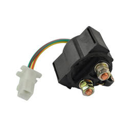 China Suppliers For Honda TRX 300 FOURTRAX 1988-2000 TRX300FW Fourtrax Electrical Starter Relay Coil Relay Solenoid Start