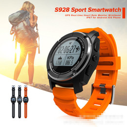 Outdoor multi-function positioning watch S928 GPS Outdoor Sports Smart Watch Men Wristband Waterproof Watch for Orientation Information