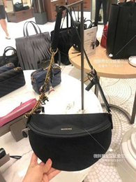 2018 new fashion women bb chest bag and haversack bag half moon bag