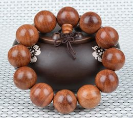 beaded strands wood prayer beads bracelets men and ladies gifts collection hand pendants decoration different colors different style