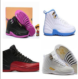 Wholesale 12 XII Valentine's day Hyper Violet womens 12s Basketball Shoes Athletics womens Sports Sneakers high quality free shipping