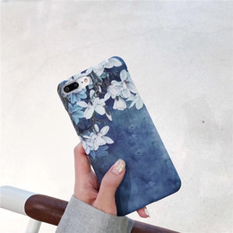 free shipping For Apple iphone 6S Phone Case Cover Protective Pretty Flower Girls Cases for iPhone 6 s 6s 7 8 Plus X Accessories 2018 new