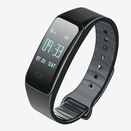 The patetent product 0.96 inch OLED screen healthy smart Bracelet for HR monitor,BP test,Activity Sleep tracking ,Message alarm