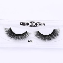 5 pairs lot false eyelashes Soft natural 3d mink lashes for beauty makeup thick fake eyelash extension for maquiagem