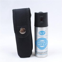 RY2-C 60ml Pepper Spray Outdoor Self-Defense High Concentrations Of OC Spray Camping Survival Tear Gas Defender Of Man & Women
