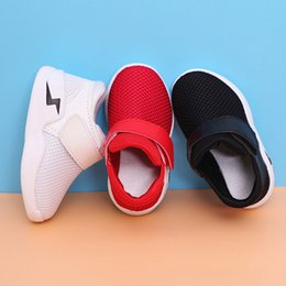 Net cloth antiskid, wearable, folding, light, breathable, breathable, comfortable and soft baby sports shoes