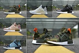 NEW 100% Jogging shoes Camo series NMD 3.0 XR1 shoes womens running shoes mens sport shoe,NMD sneakers Knitted breathable