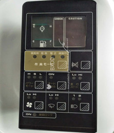 7824-72-2001 PC200-5 PC400-5 excavator monitor panel ass'y