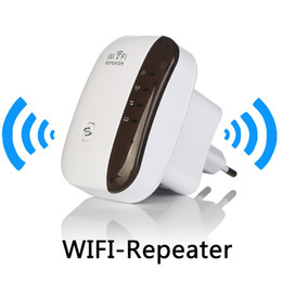 Wireless WiFi Repeater Signal Amplifier 802.11N B G Wi-fi Range Extander 300Mbps Signal Boosters Repetidor Wifi Wps Encryption