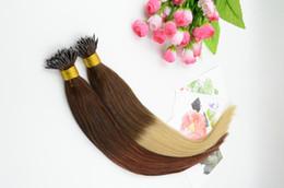 "XCSUNNY Stock Cheap Nano Loop Hair Extensions Skin Weft Hair 18""20""1g s 100g Malaysian Human Hair Nano Rings Extension 100bead"