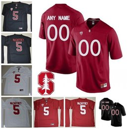 Custom Stanford Cardinal College Football Jerseys Men Youth Kid black red white Personalized Stitched Any Name Number love Elway NCAA S-3XL