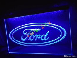 LG007-b Ford-Neon-Sign home decor shop crafts led sign