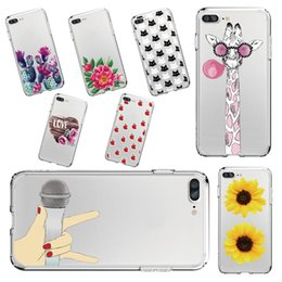 Phone Case Can Mix Model and Design 20pcs For Iphone Samsung Huawei Painted Flower Pattern Phone Case Free Shipping