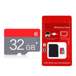 Red & Blue White Generic 32gb 64gb 128gb 256gb 200gb TF Memory Card for Smart Android Phone Tablet Dash Camera DHL express 12 Month Warranty