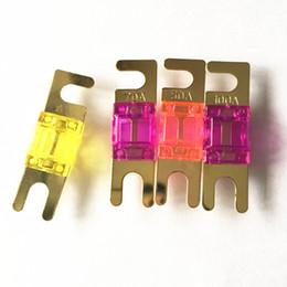 100pcs bag Mini ANL Fuse AFS Fuse