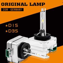 2 x D1S HID Xenon CAR Head Light Original Lamp PHILIPS Quality 4300K 5000K 6000K 8000K