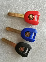 24PCS Motorcycle Replacement Key Uncut For HONDA GL1800 F6B The new