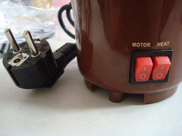 Home mini three layer chocolate fountain machine chocolate chafing dish homemade chocolate melting tower heating