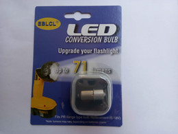 EBLCL New Upgrade Bulb 1W LED 71LM 9V 12V 14.4V 18V Hitachi Ryobi Milwaukee Skil Makita Craftsman Porter Cable Dewalt Flashlight Upgrade