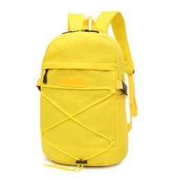 Fashion tide brand SPU shoulder nylon waterproof backpack School bag leisure travel bag student Messengers bag four colors free shipping