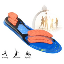 Flitfoot Unisex Suede Breathable Sport Insoles for Men Women Running Basketball Insert Cushion Massage Foot Care Shoes Pads Insoles