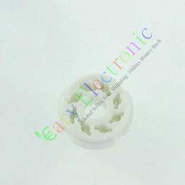8pin Ceramic vacuum tube socket octal for KT88 EL34B 6550 6SN7 audio amplifiers radio guitar HIFI parts DIY